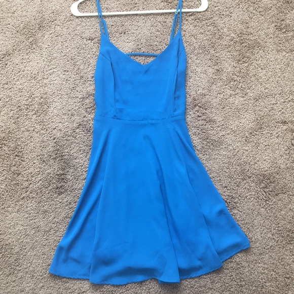 LUSH Dresses & Skirts - Gorgeous cobalt blue dress